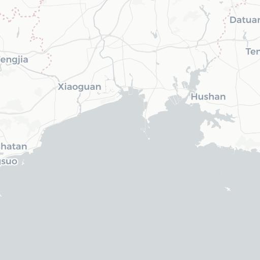 煙台の大気汚染: 現在の大気汚染地図