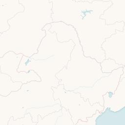 China United Airlines KN CUA Beijing NAY To Xingyi - Xingyi map